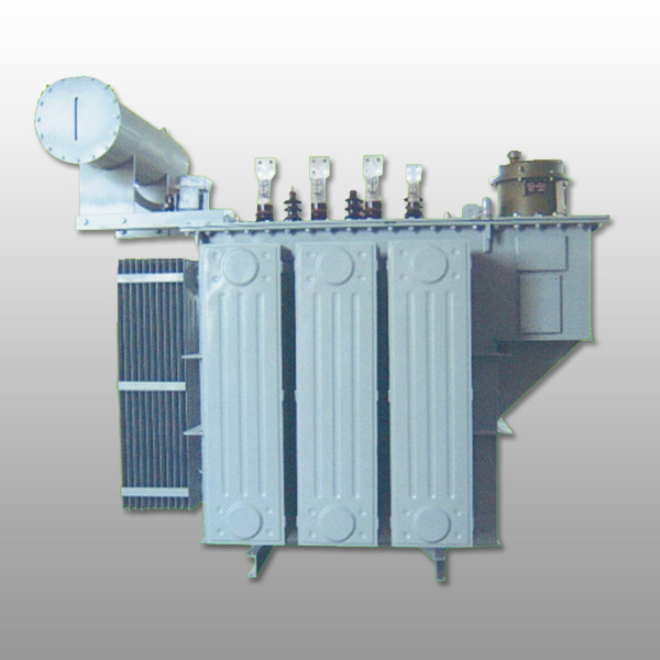 Power Distribution Transformer Oil Immersed Type Transformer
